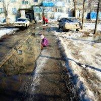 Апрель городской :: Ольга Алеева