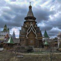 Москва... :: Эдвард Бескровный