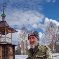 Монастырский служка (в.2) :: Валерий Талашов