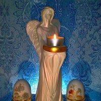 Белый ангел... :: Галина Стрельченя
