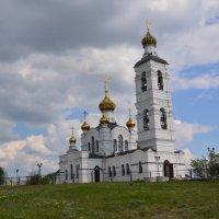 Храм. :: Виктор ЖИГУЛИН.