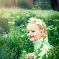 Весеннее солнышко :: Плотникова Юлия