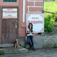 Тихая прохлада :: Александр Игнатьев