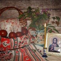 С ПАСХОЙ. :: Olga Golub
