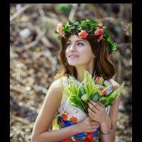 Юнная красавица Олеся :: aspirinka86 Спирина