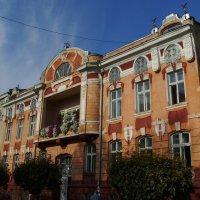 Городская  больница  в  Стрыю :: Андрей  Васильевич Коляскин
