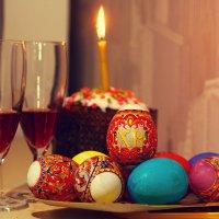 Праздник Светлой Пасхи :: Алена Архиреева