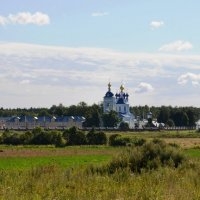 Дуниловский монастырь :: Михаил Радин
