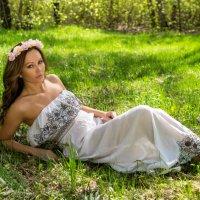 лесная нимфа :: Мария Шахматова (Фокина)