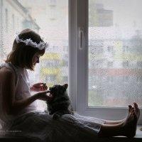 Пасхальный дождик :: Вера Шамраева