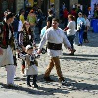 Праздник во Львове :: пан Шмулинсон