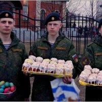 На освящение - прибыли!.. :: Кай-8 (Ярослав) Забелин