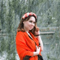 прекрасная незнакомка :: Irina Li