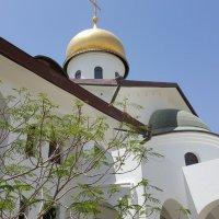 Русская церковь на реке Иордан :: Ирина