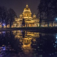 Исаакиевский собор :: Dmitriy Sagurov