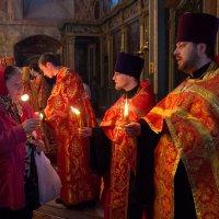Благодатный огонь в Софийском Соборе :: Татьяна Копосова