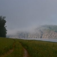 Туман отступает :: Алексей