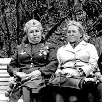 Подруги :: Борис Александрович Яковлев