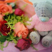 Букет шикарных роз :: Карина Заика