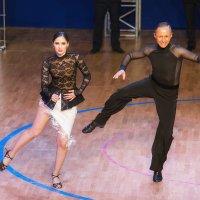 Танцуют взрослые :: Леонид Никитин