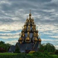 Храм Преображения, в котором 33 купола по годам жизни Христа :: Marina Timoveewa