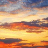 .. Краски неба  .. :: Арина Дмитриева