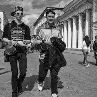 молодёжь :: Вадим Sidorov-Kassil
