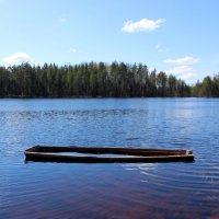 Старая лодка :: Андрей Скорняков
