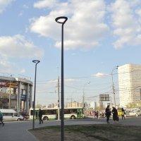 Москва метро Юго-Западное :: Ольга Кривых