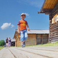 Юный турист :: Валерий Талашов