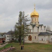 Саввино-Сторожевский монастырь. :: Александр Назаров