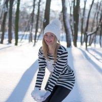 Снежное настроение :: Дмитрий Русак
