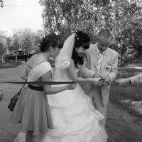Свадебное :: Наталья Зимирева