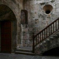 Проходы внутри крепости Ла-Фуэрса (Гавана, Куба) :: Юрий Поляков