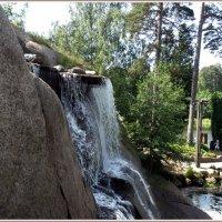 "Водопад в парке ""Сапокка"" :: Вера"
