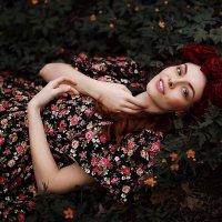 Мисс улыбка :: Анна Меркулова