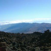 вид с вулкана Тейде :: Ольга Варванец