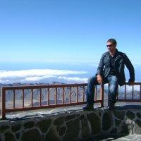 на площадке вулкана Тейде :: Ольга Варванец