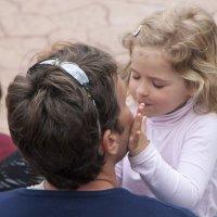 так люблю тебя,папа... :: liudmila drake