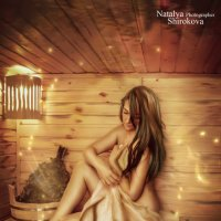 В бане :: Наталья