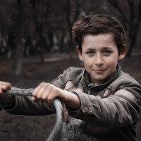 Детство :: Илья Коноваленко