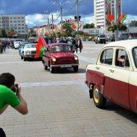 Когда профессия - фотограф... :: Vladimir Semenchukov