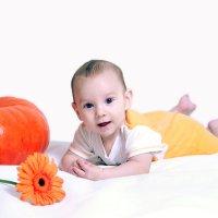 Малыш :: Ульяна Воробьева
