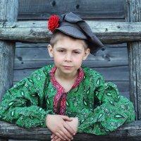 Первый парень на деревне :: Марина Кузьмина