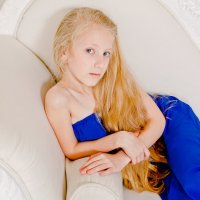 Мой маленький юбиляр Валерия:) Нам уже 10 лет :) :: Кристина Беляева