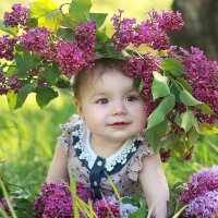 Принцесса-весна)))) :: Оксана Чепурнаева