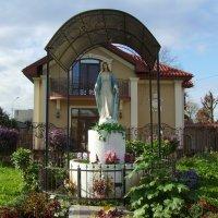 Каплица  Пресвятой  Богородицы  в  Стрыю :: Андрей  Васильевич Коляскин