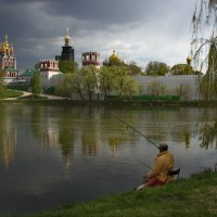 Рыбак :: Юрий Кольцов