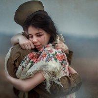 ТЫ вернешься, обещай мне... :: Олеся Гордей