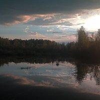 на закате... :: александр дмитриев